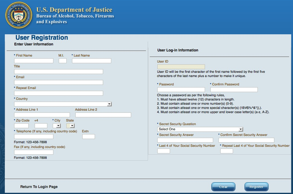 MAJOR NEWS: ATF to Allow eForm 1s and 4s – Not Likely to ...