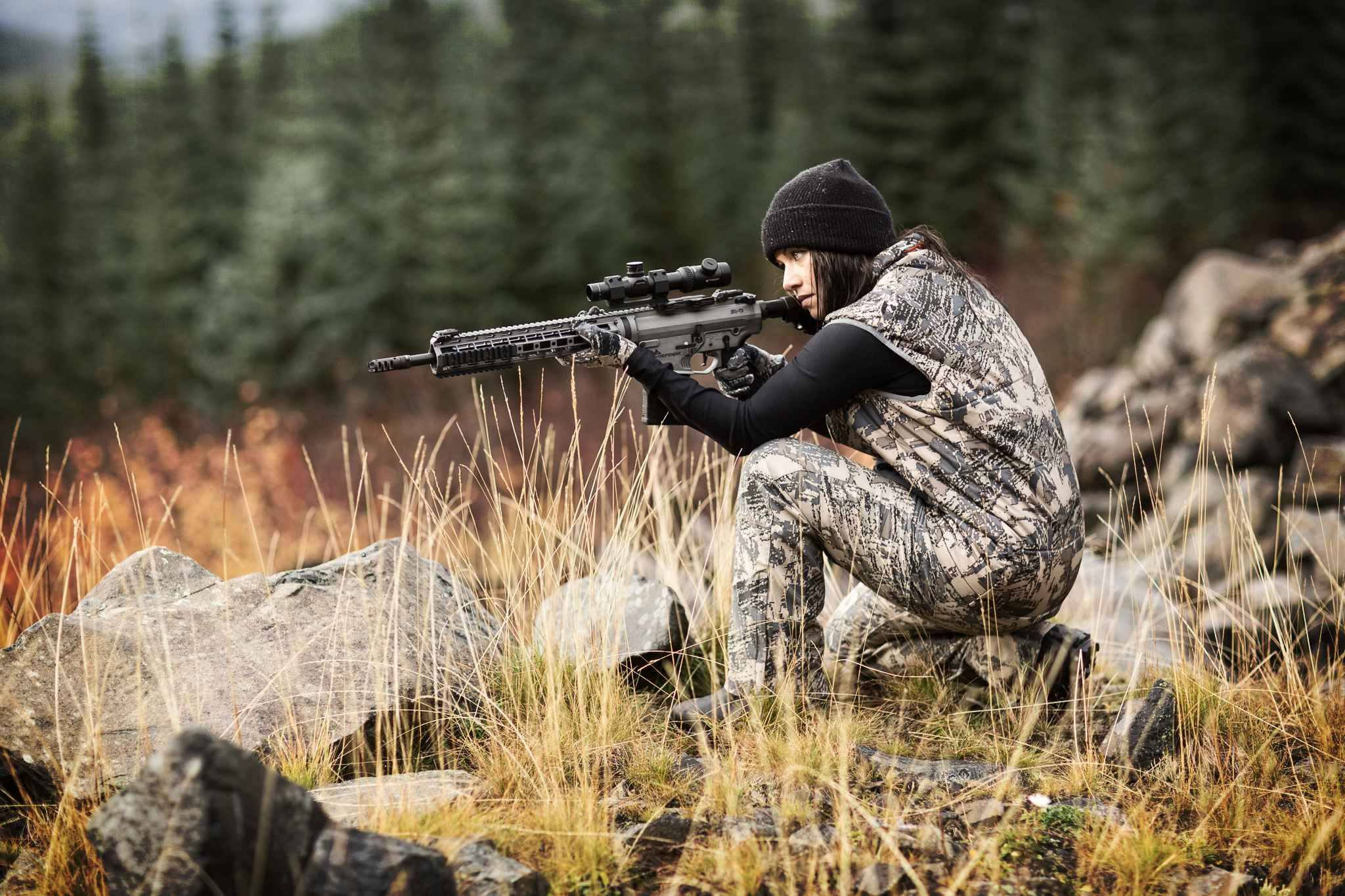 Hunting with a Semiautomatic Firearm in PA? List of approved animals