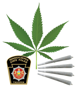 Pennsylvania State Police Reiterate ATF Position on Medicinal Marijuana